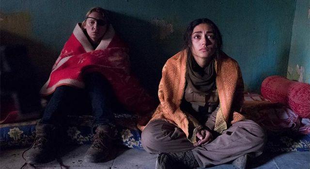 Ezidî kadınların direnişini anlatan film suç sayıldı