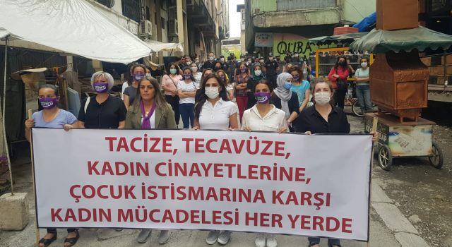 Hakkari HDP Kadın Meclisin'den taciz, tecavüz ve kadın cinayetleri açıklaması