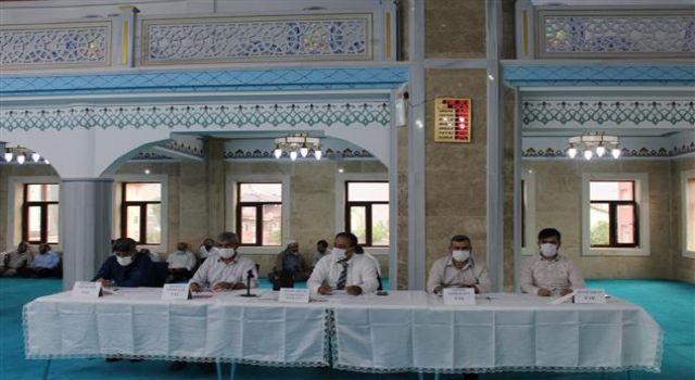 Hakkari'de 'Etkili Hutbe Sunumu Yarışması' bölge finali yapıldı