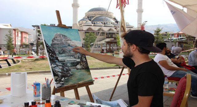 Hakkari'de Sanat Günleri Etkinliği başladı