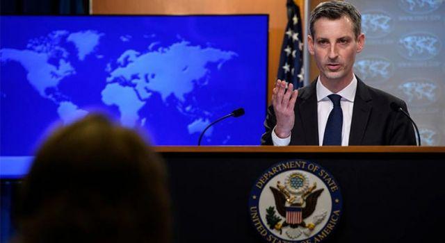 ABD Dışişleri'nden Taliban'ın idamları sürdürme..