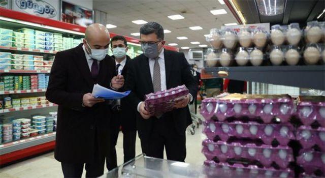 Erdoğan hedef göstermişti, 5 büyük zincir markete fahiş fiyat denetimi