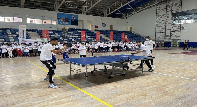 Hakkari'de Avrupa Spor Haftası etkinlikleri