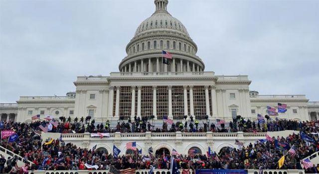 Kongre baskını soruşturması: Trump'ın ekibinden isimler ifadeye çağrıldı