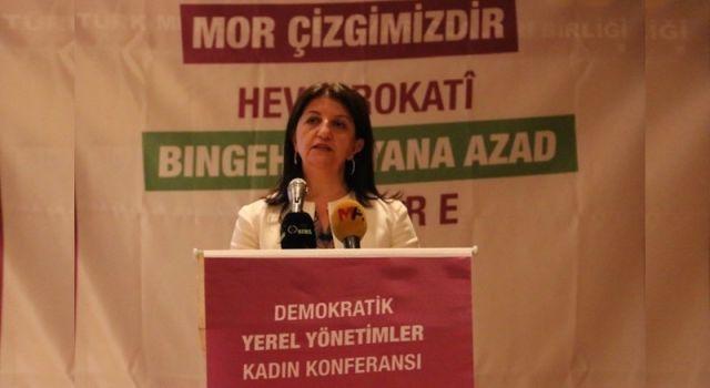 Pervin Buldan: Kürt sorunu sizin gibi çok yönetim gördü