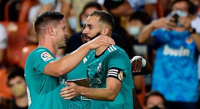 Real Madrid 3 puana son 4 dakikada uzandı