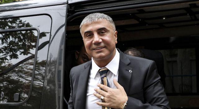 Sedat Peker: Soylu'nun oğlunun arkadaşı 20 küsür kilo kokainle