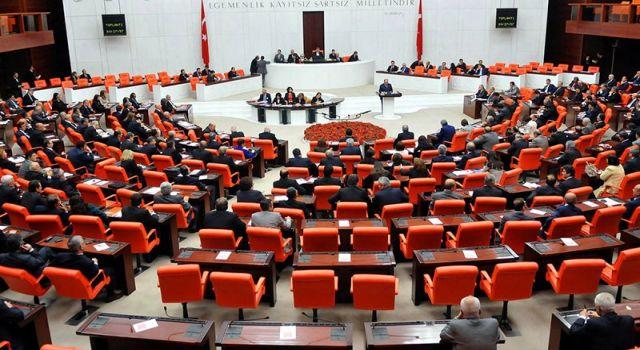 4 milletvekilinin dokunulmazlık fezlekeleri Meclis'te