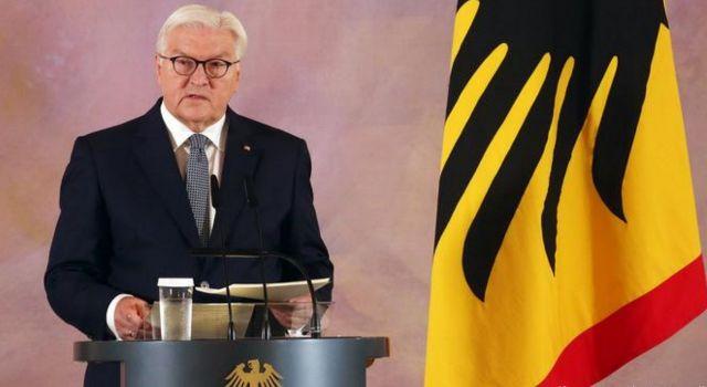 Almanya Cumhurbaşkanı'ndan Nazım Hikmet'li teşekkür