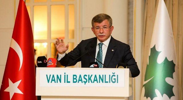 Davutoğlu: 'Kürt sorunu bitmiştir' demek doğru değil