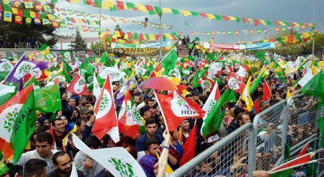 HDP üçüncü yol siyasetiyle alanlara çıkacak