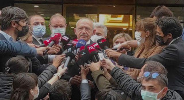 Kavcıoğlu ile görüşen Kılıçdaroğlu'ndan Erdoğan'a: Lütfen Merkez Bankası'nın kimliğine saygı göster