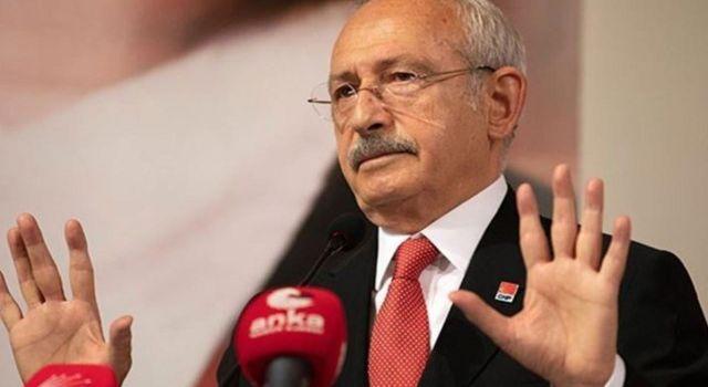 Kılıçdaroğlu, Merkez Bankası Başkanı ile görüşüyor