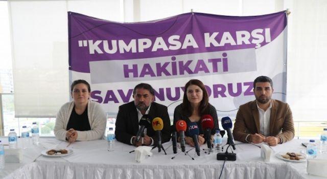 Kobanê Davası: HDP'ye yönelik nasıl bir kumpas kurulduğu çok açık bir evrak var dosyada