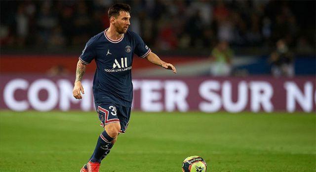 Messi: PSG bir adım geride