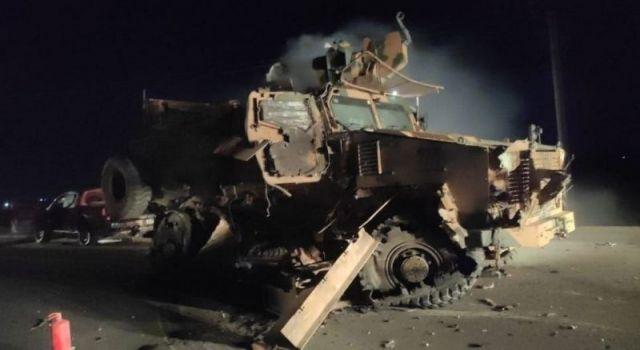 TSK konvoyuna İdlib'de saldırı