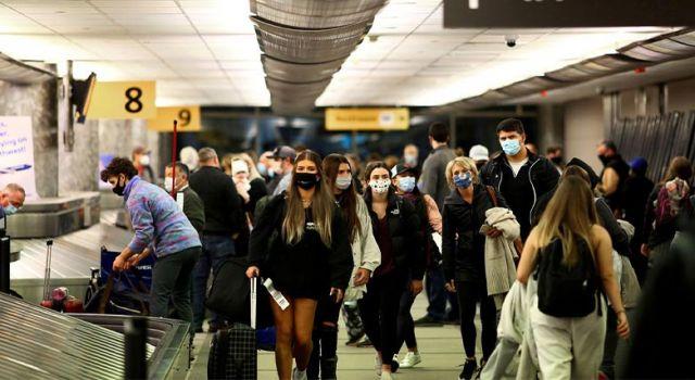 WHO onaylı aşı yaptıranlar ülkeye seyahat edebilir
