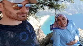 400 bin liralık sigorta yaptırdığı eşini uçurumdan attı