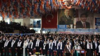 Ak Parti Hakkari İl Başkanlığına A. Muttalip Özbek seçildi