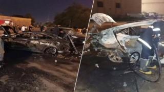 Bağdat'ta ABD Büyükelçiliğine roketli saldırı