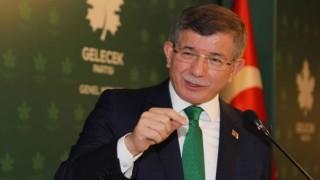 Davutoğlu'ndan 'HDP kapatılmalı mı?' sorusuna cevap: Partilerin kapatılmasına karşıyım