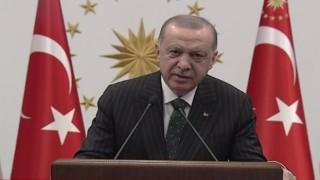 Erdoğan: Obama Kürtler için destek istedi, operasyona