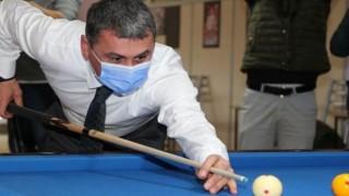 MHP'li belediye 9 milyon liraya bilardo salonu yaptırıyor