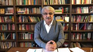 Mithat Sancar'dan tüm Kürtlere çağrı!