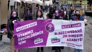 HDP Colemerg Kadın Meclisi; 8 Mart Dünya Kadınlar Gününün Startını Verdi