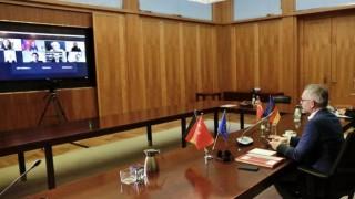 HDP Eş Genel Başkanları ile görüşen Alman bakandan Türkiye'ye çağrı