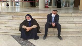 Şenyaşar ailesinden adliye önünde adalet eylemi