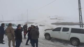 Tatvan'da bir askeri helikopterin düştüğü bildirildi