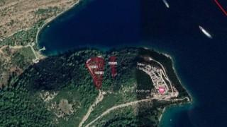 Bodrum'da deniz manzaralı doğal ve arkeolojik sit alanları ihale yoluyla satışa çıkarıldı