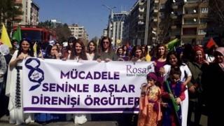Diyarbakır'da operasyon: Rosa Kadın Derneği basıldı, Barış Annesi ve çok sayıda kişi gözaltına alındı