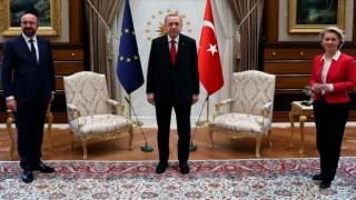Erdoğan'la görüşen AB heyetinden açıklama: İnsan hakları müzakere edilebilir değildir