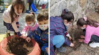 Hakkari'deki okullar 'Doğa Dostu Nesiller Projesi' ile güzelleşiyor