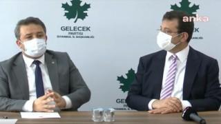 İmamoğlu: Kanal İstanbul'un tamiratı yoktur, mutlaka ve mutlaka engellenmelidir