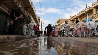 Kuzey ve Doğu Suriye'de sokağa çıkma yasağı uzatıldı