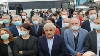 Mithat Sancar: Kobani davası iktidarın 'intikam' davasıdır