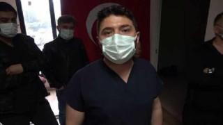 Savcı, doktoru gözaltına aldırdı