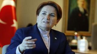 Akşener: İyi Parti'yi test edeyim derken Kürtlere hakaret ediliyor