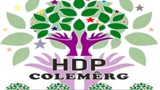 HDP'den '3 Mayıs Dünya Basın Özgürlüğü Günü' Mesajı