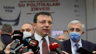 İçişleri Bakanlığı: İmamoğlu'nun HDP'li belediyeleri ziyaret ederek suçluyu övdüğü