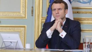 Macron'dan 'Ortadoğu'da ateşkes' çağrısı