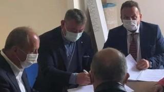 Resmi başvurusu tamamlandı; Memleket Partisi'nin sözcüsü CHP'den ayrılan Usluer oldu