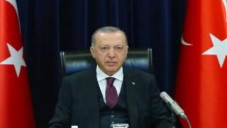 Erdoğan: Yıkılmadık, ayaktayız
