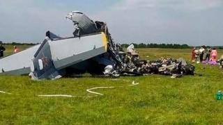 Rusya'da uçak kazası: 9 kişi hayatını kaybetti