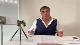 Sedat Peker'den yeni video