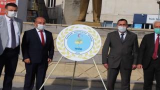 Başkan Aksaç ve yönetiminde bayram mesajı