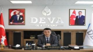 Başkan Piruzbeyoğlu'nun Kurban Bayramı mesajı